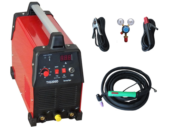 TIG 200D Inverter Welder photo